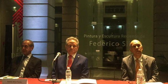 """Presentación del libro del Dr. Kamel Athie Flores """"El agua, ayer y hoy"""""""