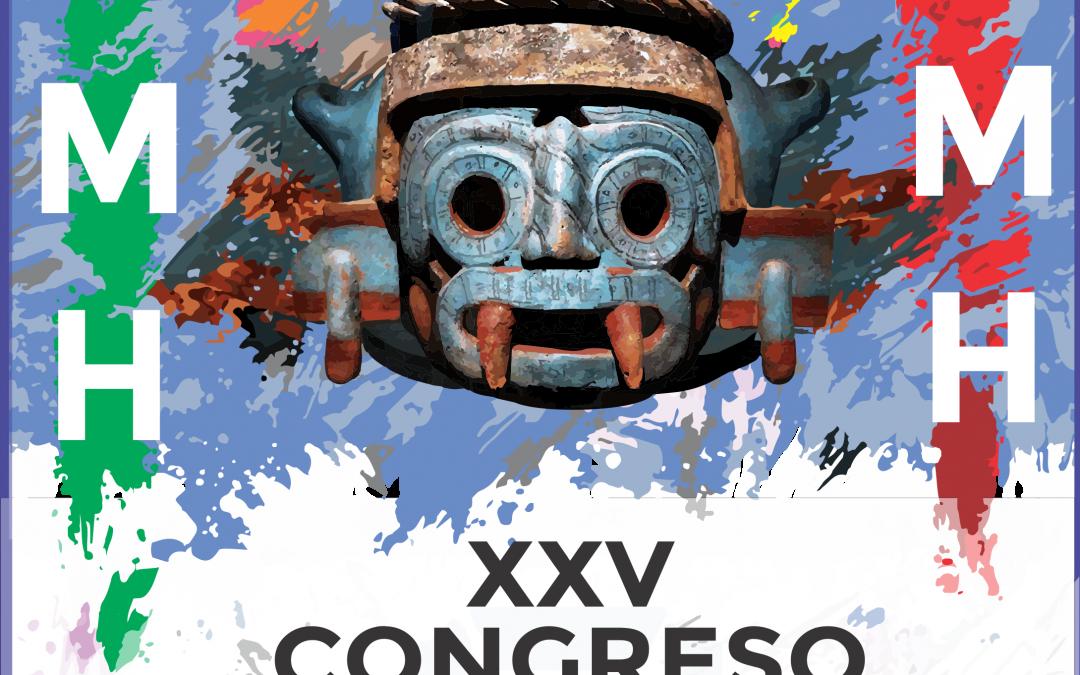CONVOCATORIA ARTÍCULOS RESUMEN XXV CONGRESO NACIONAL DE HIDRÁULICA AMH